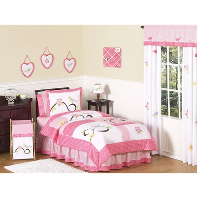 Song Bird Twin Bedding Collection