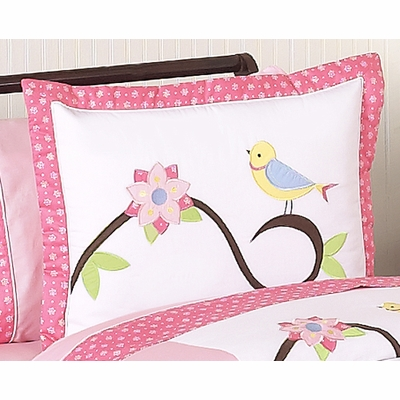 Song Bird Pillow Sham