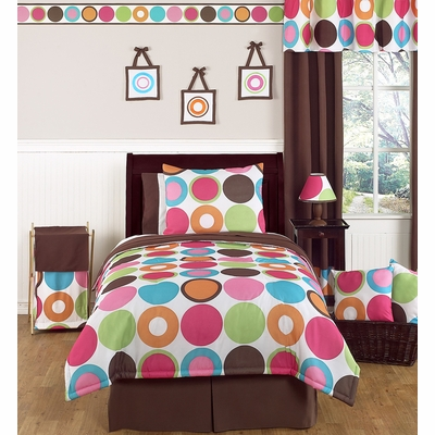 Deco Dot Full/Queen Bedding Collection