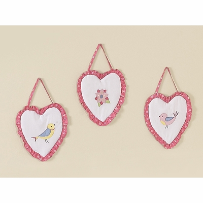 Song Bird Wall Hangings