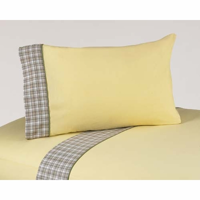 Construction Queen Sheet Set