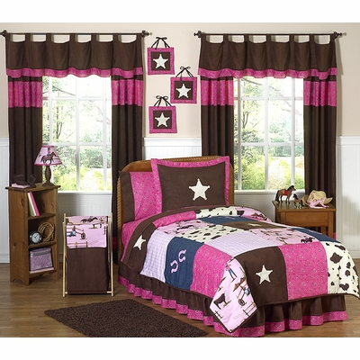 Cowgirl Full/Queen Bedding Collection