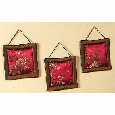Oriental Garden Wall Hangings
