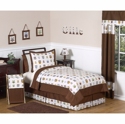 Owl Full/Queen Bedding Collection