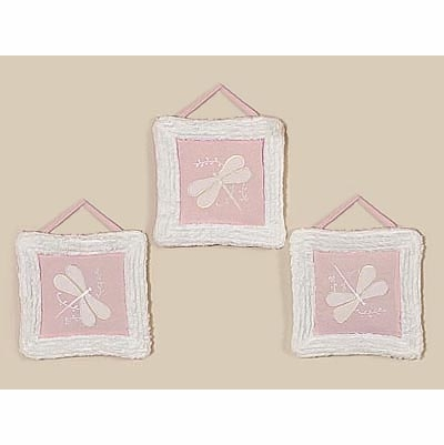 Pink Dragonfly Dreams Wall Hangings