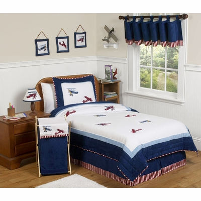 Aviator Full/Queen Bedding Collection