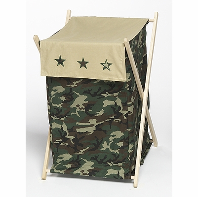 Camo Green Hamper