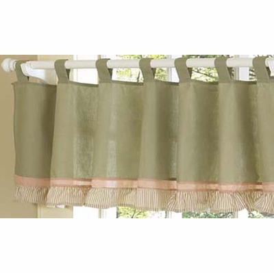 Annabel Window Valance