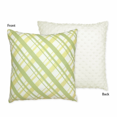 Leap Frog Decorative Accent Throw Pillow