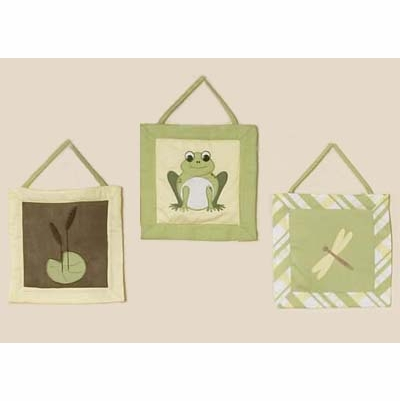 Leap Frog Wall Hangings