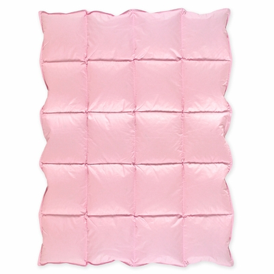 Pink Baby Down Alternative Comforter / Blanket