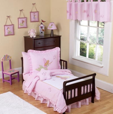 Fairy Tale Toddler Bedding Collection
