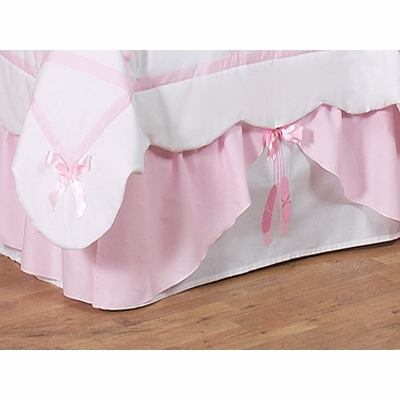 Ballerina Toddler Bed Skirt