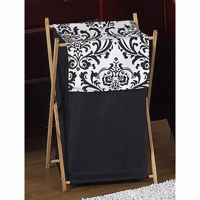 Isabella Black and White Collection Hamper