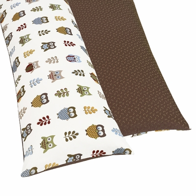 Owl Collection Full Length Body Pillow Cover