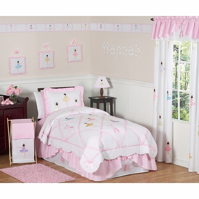 Ballerina Full/Queen Bedding Collection