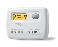 White-Rodgers 1F78-151 Programmable (5+2) Thermostat