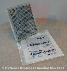 General Aire Humidifier Pad Model 990-13. Fits several General Aire and Williamson humidfiers