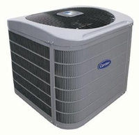 "Carrier Winter Air Conditioner Cover ICC58-076 fits Condenser numbers 24ACA360 series 0 and 24ABA360 series 0. A/C Unit dimensions 39 1/2""H x 35""W x 35""D"