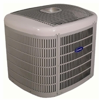 "Carrier Winter Air Conditioning Cover ICC68-057 fits Condenser numbers 24APA342 series 0 and 24APA348 series 0. A/C Unit dimensions 43 7/8""H x 35 1/2""W x 40""D"