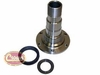 Steering Spindle Jeep SJ & J-Series (1977-1991); Includes Bearings & Seals