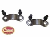 U-Joint Strap & Bolt Kit (Hex Head) Jeep SJ & J-Series (1972-1991)