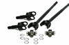 Alloy USA Front Axle Kit For Jeep Wagoneer (SJ) 1974-1979, Dana 44 Axle, 30-Spline Kit, (Left & Right)