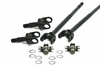 Alloy USA Front Axle Kit For Jeep Wagoneer (SJ) 1980-1992, Dana 44 Axle, 30-Spline Kit, (Left & Right)