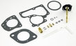 Carburetor repair kit, 1975-80 6 cyl 1 barrel Carter 232,258.
