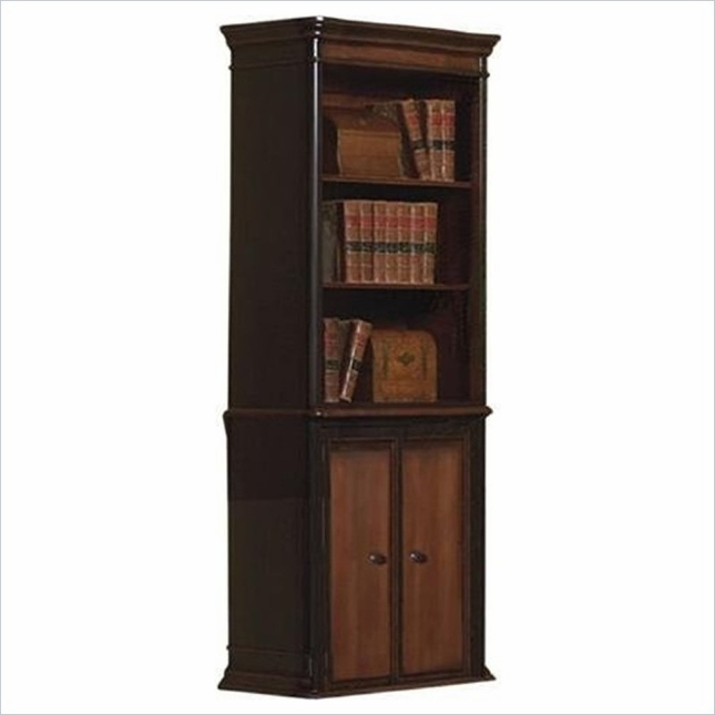 Coaster 800513 Home Office Grand Style Bookcase W Cabinet
