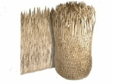 "36""x 60ft Commercial Grade Tiki Thatch Roll"