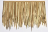 Artificial Palm Thatch Panel