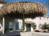 15ft Custom Made Thatch Palapa Umbrella Kit