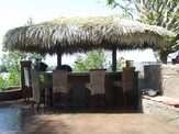 12' x 16' 2 Pole Oval Palapa Kit