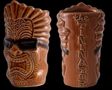 The Tikinator Tiki Shot Mug  BA718A