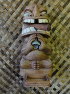 "20"" Tiki Mask Bottle Opener"