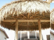 15ft Palapa Thatch Umbrella Top Cover