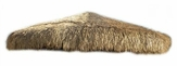 15ft Commercial Grade Palapa Thatch Umbrella Cover