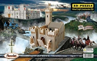 Fortress 3D Wooden Puzzle