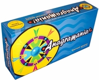 Anagramania! Intermediate Edition Game