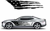 Racing Car Graphics pinstirpes Window Vinyl Car Wall Decal Sticker Stickers 47
