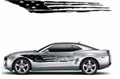 Racing Car Graphics pinstirpes Window Vinyl Car Wall Decal Sticker Stickers 48