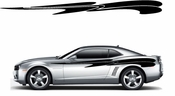Racing Car Graphics pinstirpes Window Vinyl Car Wall Decal Sticker Stickers 108