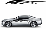 Racing Car Graphics pinstirpes Window Vinyl Car Wall Decal Sticker Stickers 161