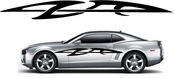 Racing Car Graphics pinstirpes Window Vinyl Car Wall Decal Sticker Stickers 162