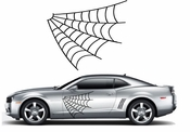 Racing Car Graphics pinstirpes Window Vinyl Car Wall Decal Sticker Stickers 179