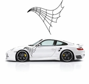 Racing Car Graphics pinstirpes Window Vinyl Car Wall Decal Sticker Stickers 180