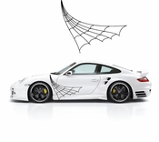 Racing Car Graphics pinstirpes Window Vinyl Car Wall Decal Sticker Stickers 181