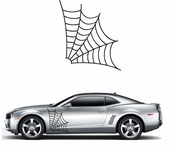Racing Car Graphics pinstirpes Window Vinyl Car Wall Decal Sticker Stickers 185