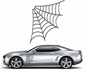 Racing Car Graphics pinstirpes Window Vinyl Car Wall Decal Sticker Stickers 189